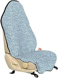 ambesonne greek key car seat