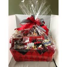 happy holidays office fondue basket