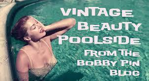 hair tips for poolside beauty inspired