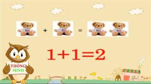Dạy bé học toán   phép cộng cho trẻ mầm non   em tập làm toán lớp 1   dạy  trẻ thông minh sớm - YouTube
