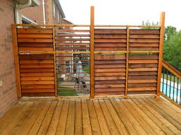 Flex Fence Creation By Thommoknockers Custom Decks Louver Extra Privacy Deck Deck Privacy Building A Deck Privacy Wall On Deck
