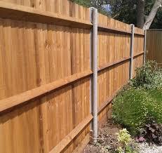 Concrete Timber Fence Posts Concrete Spurs Surrey No1 Handyman
