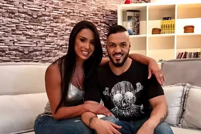 Gracyanne Barbosa e Belo (Foto: reprodução)