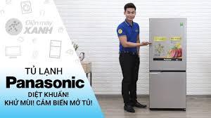 Tủ lạnh Panasonic NR-BV289QSV2 giá rẻ, có trả góp 06/2020