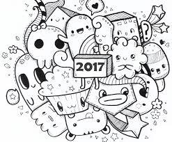 Anti Stress Kleurplaten Nieuwjaar 2017 2017 9