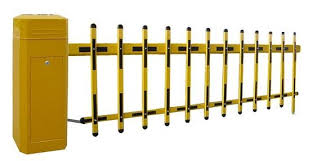 Automatic Two Fence Arm Security Boom Barrier Gate Manufacturers And Suppliers China Factory Price Coma Electronics