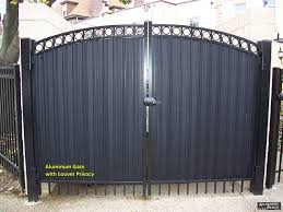 Pittsburgh Residential Ornamental Aluminum Fencing Allegheny Fence