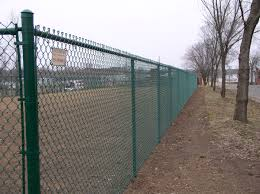 Chain Link Fence Countryside Fence Services Of Wausau Llc