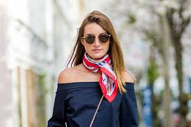 creative ways to tie a scarf