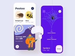 Pest Control designs, themes, templates and downloadable graphic elements  on Dribbble