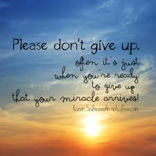 powerful never give up quotes to inspire determination