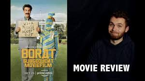Borat 2 - Movie Review - YouTube