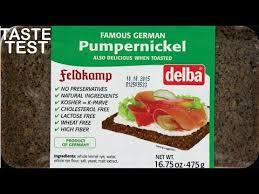delba famous german pumpernickel wheat