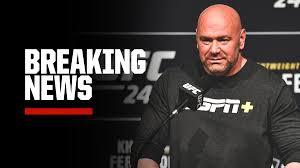 UFC President @danawhite announced ...