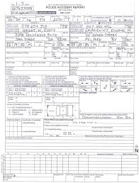 Police Crash Report Submission Instructions
