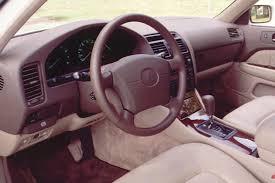 1995 00 lexus ls 400 consumer guide auto