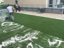why we chose astroturf for our garden