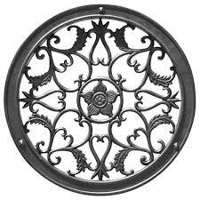 15 In Round Decorative Gate Insert Lowe S Canada