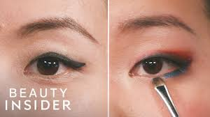 how to apply makeup to monolids