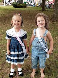 2018 Lil Cedar Pete and Lil Miss Addie Lee | Ozark County Times