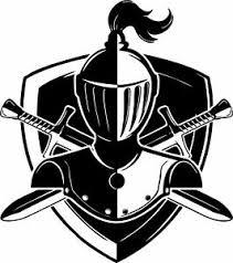 Skull Knight Warrior Medieval Shield Sword Car Truck Window Vinyl Decal Sticker Ebay
