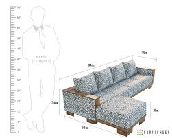 samantha l shape sofa furnicheer