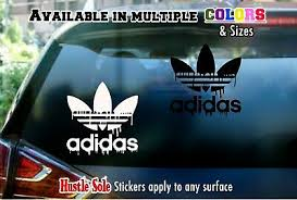 Adidas Decal Car Zeppy Io