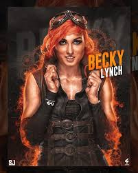 wwe becky lynch wallpaper wwe