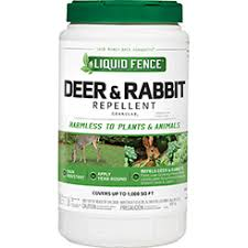 Deer Rabbit Repellent Granular2 Liquid Fence