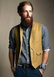 New John Lewis model Johnny Harrington looks like a gingery tramp ...