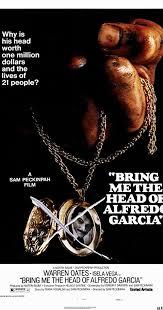 Bring Me the Head of Alfredo Garcia (1974) - IMDb