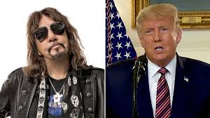 """Ace Frehley: """"Trump Is the Strongest Leader That We've Got on the Table"""" 