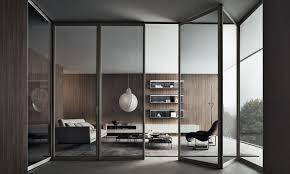 stylish modern sliding glass doors