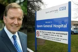 "Knighted vineyard boss says ""let me run Epsom Hospital"" | Surrey Comet"
