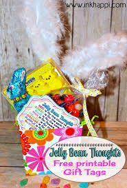 jelly bean thoughts for easter free