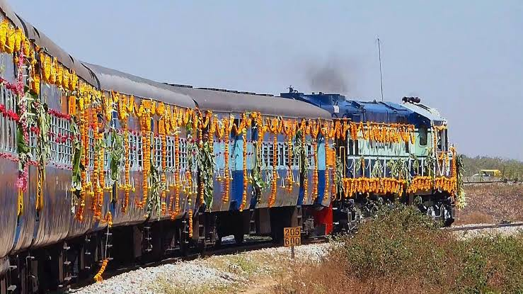 """Image result for sabarimala special train"""""""