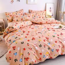 spring bedding set summer flower duvet