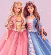 barbie and disney princess