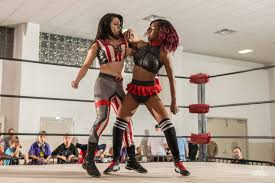 Falcon Joshi Blog: Ignite Wrestling's Angel Rose takes on All Comers