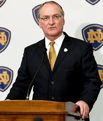 Jack Swarbrick Speaks Out on Paying Student Athletes - Her Loyal Sons