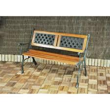 outdoor garden furniture cast metal
