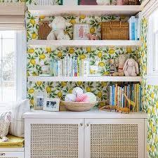 Kids Room Floating Shelves Design Ideas