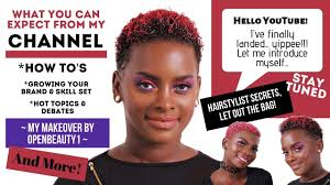 Hello Youtube - Dionne Smith Hairstylist has landed! - YouTube