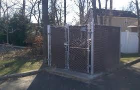 Trash Can Enclosures
