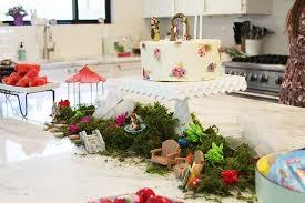 a pretty garden fairy birthday party