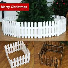 160cm Wooden Fence Christmas Tree Ornament Showcase Glass Props Courtyard Indoor Garden Fence Workmanship Christmas Decorations Fencing Trellis Gates Aliexpress