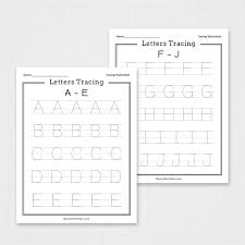 printable letters tracing a z worksheets