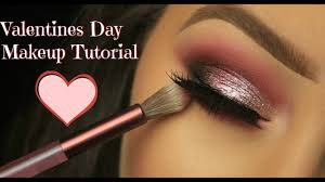 valentines day makeup tutorial 2020