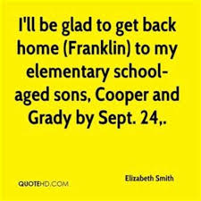 quotes about elementary school memories