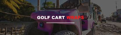 Golf Cart Wraps Wraps For E Z Go Club Car Yamaha More Rvinyl